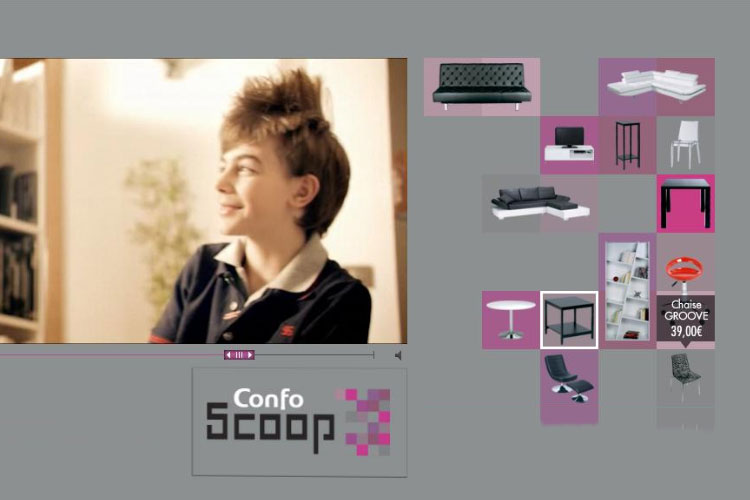 Confo Scoop . Conforama