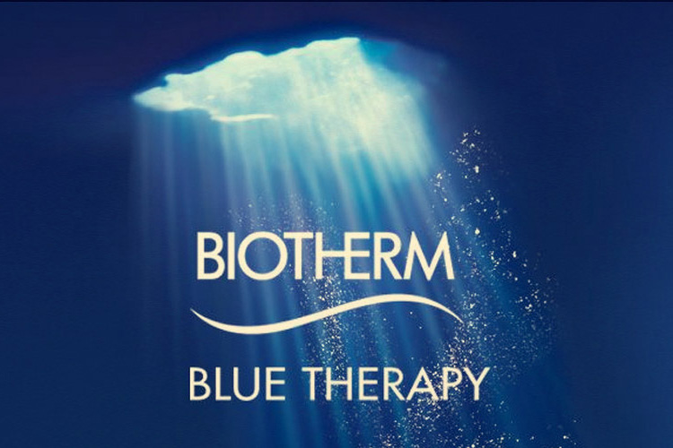 Blue Therapy de Biotherm