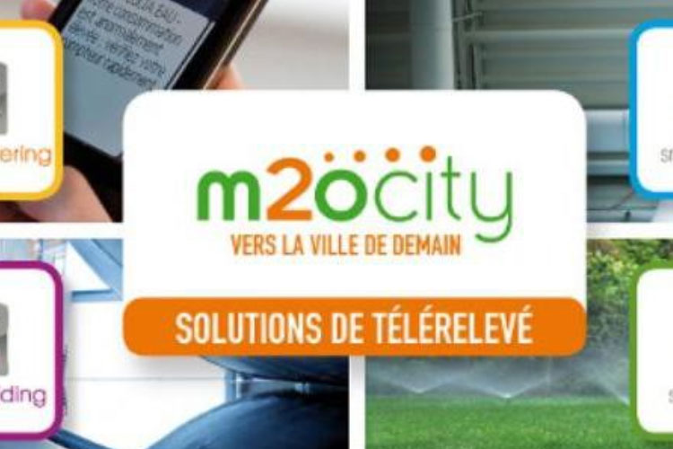 M2O City / Veolia et Orange